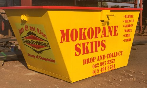 New Service Mokopane Mini Skips